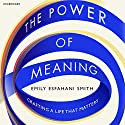 The Power of Meaning: Crafting a life that matters Audiobook by Emily Esfahani Smith Narrated by Mozhan Marno