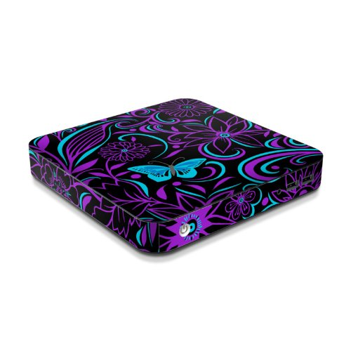 Fascinating Surprise Design Protective Decal Skin Sticker for Samsung Series 3 Chromebox XE300M22 Desktop Computer