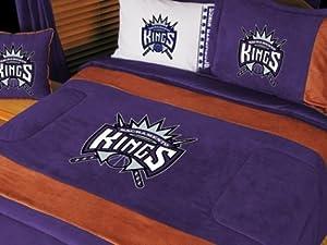NBA Sacramento Kings MVP Comforter Queen by Sports Coverage