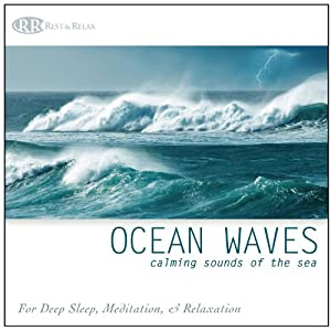 Ocean Waves: Calming Sounds of the Sea (Nature sounds, Deep Sleep Music, Meditation, Relaxation Ocean Sounds) by Robbins Island Music