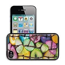 buy Luxlady Premium Apple Iphone 4 Iphone 4S Aluminum Backplate Bumper Snap Case Image Id 31752136 Colorful Stone Very Close Bracelet Nice