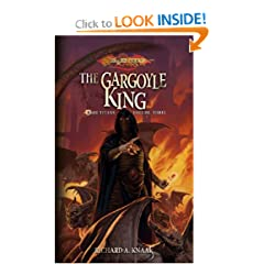 The Gargoyle King (Dragonlance: Ogre Titans, Book 3) by Richard A. Knaak