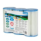 Intex 3-Pack Type-A Filter Cartridge for Pools
