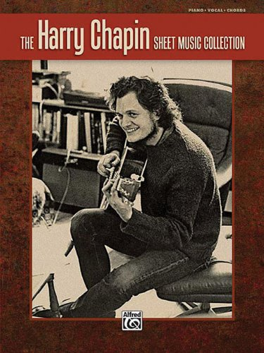 The Harry Chapin Sheet Music Collection Book For Piano Vocal And Chords