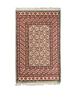 Navaei & Co. Alfombra Kashmir Rojo/Multicolor 98 x 60 cm