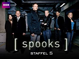 Spooks - Staffel 5