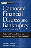 51eBdMW8Q%2BL. SL160  Corporate Financial Distress and Bankruptcy: Predict and Avoid Bankruptcy, Analyze and Invest in Distressed Debt , 3rd Edition