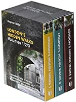 London's Hidden Walks: Volumes 1-3