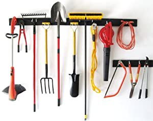 Wallpeg 8 foot garden tool organizer garage for Lawn and garden tools for sale