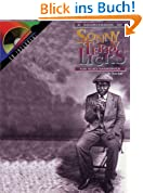 A Sourcebook Of Sonny Terry Licks For Blues Harmonica Book/Cd