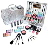 BEAUTY CASE VALIGETTA TROUSSE TRUCCO PALETTE OMBRETTI MAKE UP PROFESSIONAL (e941)