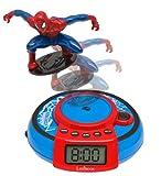Lexibook Spider-Man Ultimate Flying Alarm Clock