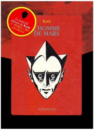 L'homme de Mars (1CD audio)