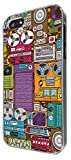 Colourfull Dj Mixer Music Fun 236 Design For All iphone 6 47 iphone 6 plus 55 iphone 4 4S iphone 5 5S iphone 5C Fashion Trend CASE Back COVER PlasticMetal Select your phone model from the  box under iphone 5 5S