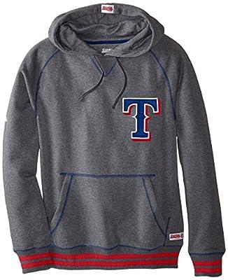 MLB Texas Rangers Fashion Pull-Over Hood