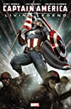 Andy Diggle Captain America: Living Legend (Captain America (Unnumbered Paperback))