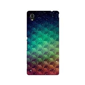 TAZindia Designer Printed Hard Back Mobile Case Cover For Sony Xperia Z2 L50W