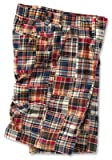 51eBk95oQ L. SL160  Patch Madras Shorts