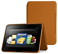 "Amazon Kindle Fire HD 8.9"" Standing Leather Case, Saddle Tan (will not fit HDX models) from Amazon Digital Services, Inc"
