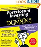 Foreclosure Investing For Dummies Cd