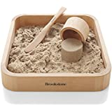 "BrookStone Sand Box 9.5"" x 9.5"