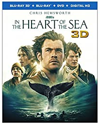 In The Heart of the Sea HD3D/BD [Blu-ray]