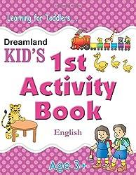 1st Activity Book - English (Kids Activity Books)