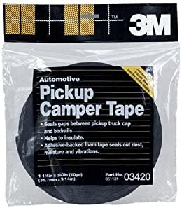 "3M 03420 1-1/4"" x 10 Yard Pickup Camper Tape"