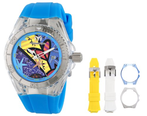 TechnoMarine Cruise Britto Limited Edition Women's watch #113041