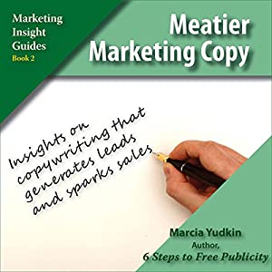 Meatier Marketing Copy Audiobook