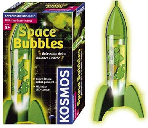 Mitbringspiel Experiment KOSMOS 657338 Space Bubbles
