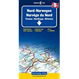 Carte routi�re : Norv�ge Nordpar Cartes K�mmerly + Frey