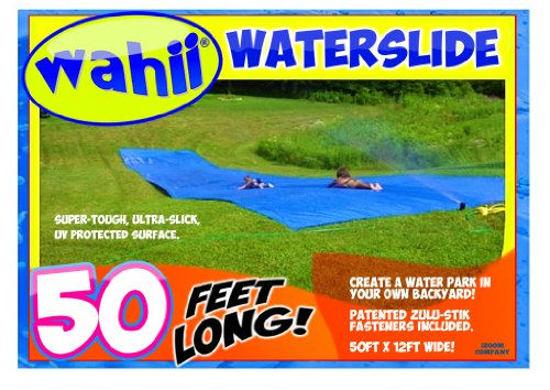 Best Prices! Wahii Waterslide 50 - World's Biggest Backyard Lawn Water Slide!