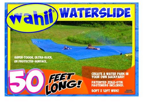 Best Prices! Wahii Waterslide 50 - World's Biggest Backyard Lawn Water Slide!