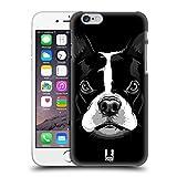 Head Case Designs フレンチブル ビッグフェイス スナップオン ハードケース Apple iPhone 6 4.7