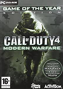 Call of Duty 4: Modern Warfare - Game of the Year Edition (PC)
