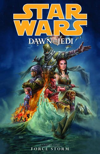 Star Wars, Dawn of the Jedi: Force War