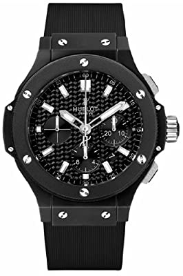 Hublot Big Bang Evolution Black Magic Ceramic Chronograph - 301.CI.1770.RX