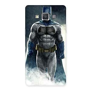 Ajay Enterprises Blue Knight Walk Back Case Cover for Galaxy Grand Max