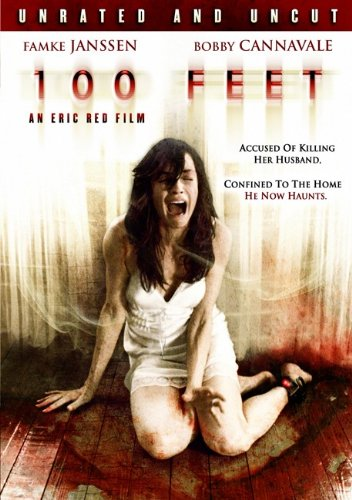 Cover art for  100 Feet [Blu-ray]