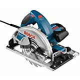 Bosch GKS55GCE2 240V Hand Held Circular Saw in Large Box