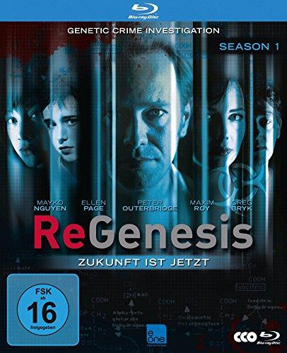 ReGenesis - Season 1 [Blu-ray]