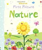 Felicity Brooks First Picture Nature (Usborne First Picture Books)