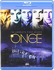 Once Upon a Time: Complete First Season [Blu-ray] [Import anglais]