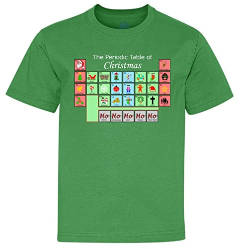 Teeshirtpalace the periodic table of christmas elements for Custom periodic table t shirts