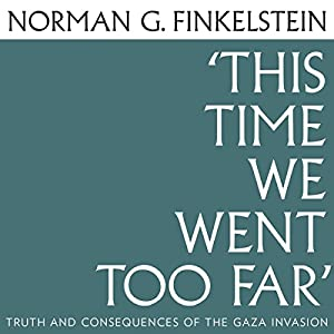This Time We Went Too Far Audiobook