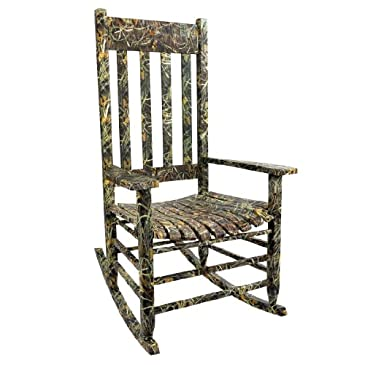 Realtree® Camouflage Rocking Chair : Rocking Chairs
