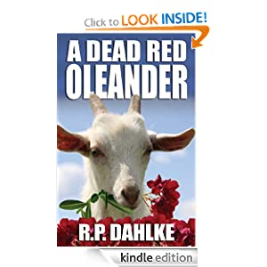 A Dead Red Oleander (The Lalla Bains mystery series)