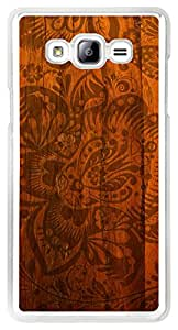 Samsung On7 Back Cover , Premium Quality Designer Printed 2D Transparent Lightweight Slim Matte Finish Hard Case Back Cover for Samsung Galaxy On7 by Tamah