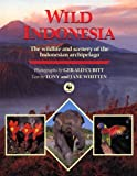 img - for Wild Indonesia: The Wildlife and Scenery of the Indonesian Archipelago 1st MIT Press edition by Whitten, Tony, Whitten, Jane (1992) Hardcover book / textbook / text book